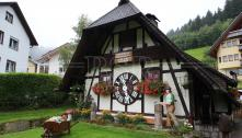 The biggest cuckoo clock